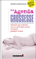 Picture of Mon agenda grossesse (poche)