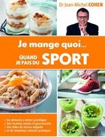 Picture of Je mange quoi quand je fais du sport (Broché)
