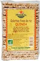 Picture of Galettes fines de riz quinoa sans gluten